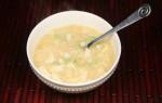 Egg Drop Tofu Soup