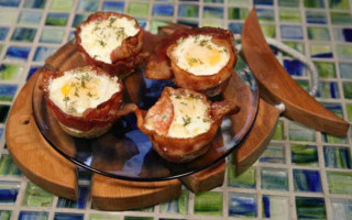 Bacon Egg Cups