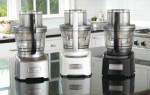Cuisinart Food Processor Elite Collection