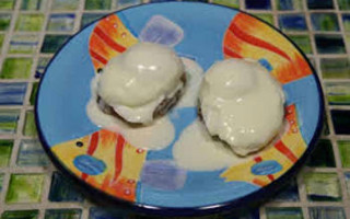 Eggs Benedict with a Low Carb Twist