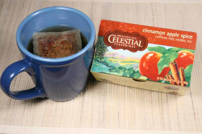 Celestial Spice Tea Cinnamon Apple Spice Tea