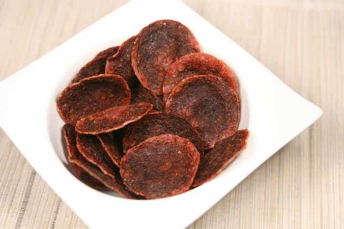 Salami Chips 2