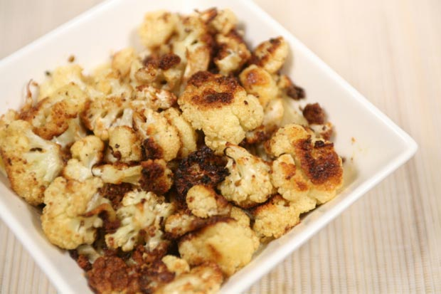 Cauliflower Popcorn 4