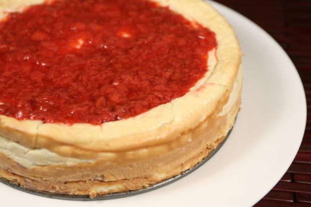 Strawberry Cheesecake 10