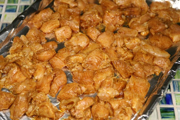 Chicken Shawarma 3